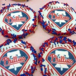 Phillies cookies